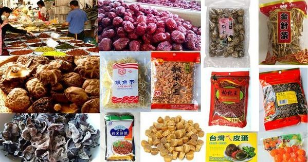 Chinese ingredients glossary what you will need for for Asian cuisine ingredients