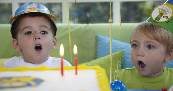 Caillou Birthday Party Planning Guide Birthday Kids