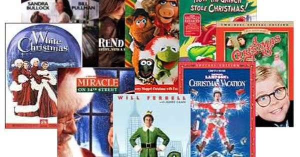 List of great movies to watch every day in December!