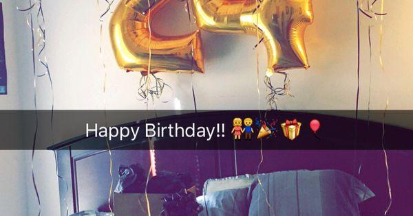 Birthday Surprise For Him. | Birthday ideas | Pinterest ...