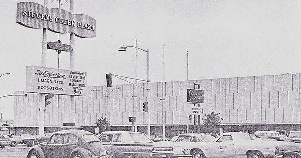 stevens creek plaza westfield mall valley fair  san jose
