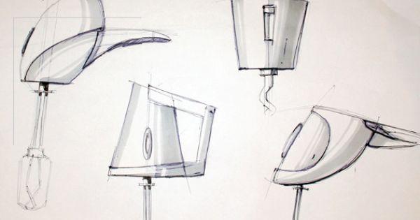 Drawing Hand Mixer ~ Sketch sketching drawing hand mixer markers concept