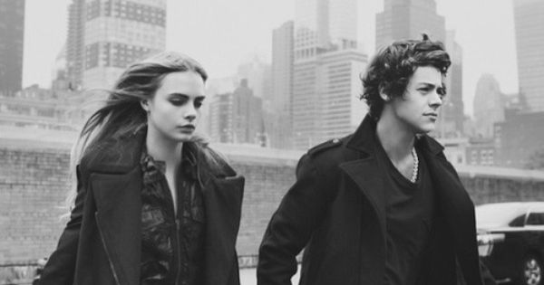 Cara Delevingne and Harry Styles | Co-Ed peeps | Pinterest ... Cara Delevingne And Paolo Anchisi