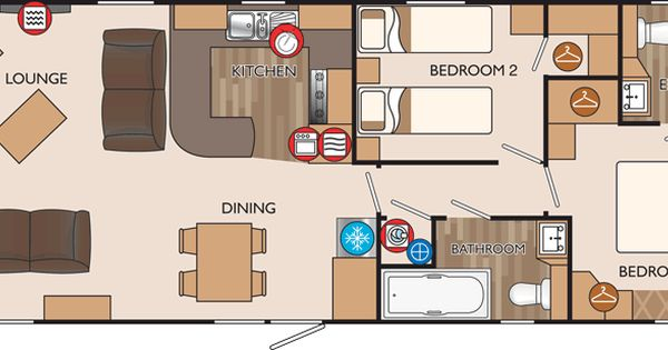 12 x 5 sqm living in modular converted container or for 12 x 40 mobile home floor plan