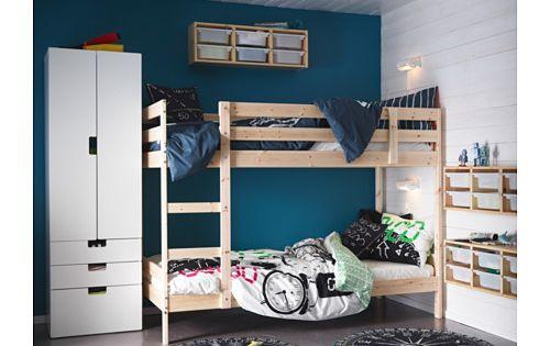 Ikea Unfinished Bed Frame