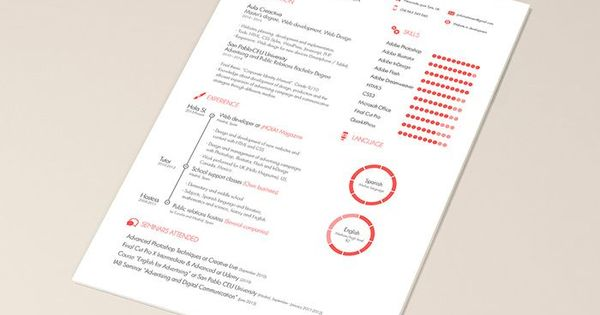 30 Free \ Beautiful Resume Templates To Download Cv template and - free eye catching resume templates