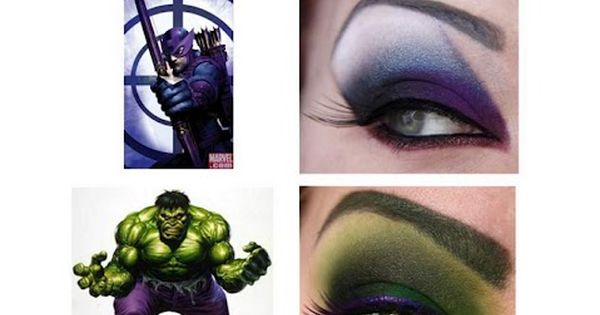 Avengers Eyeshadows