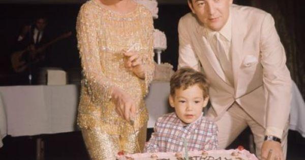 Sandra Dee & Bobby Darin, 1963 Son Dodd Now A Spitting