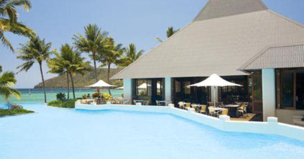 Hamilton Island Reef View Hotel Whitsunday Islands Great