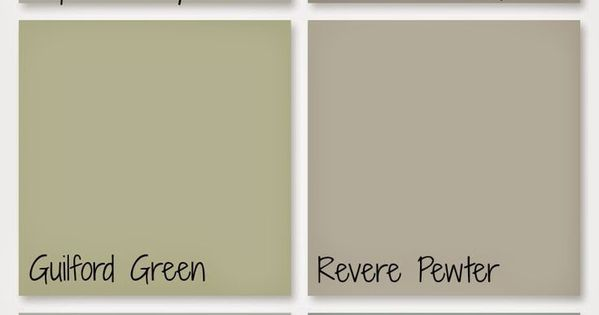 Best Our Whole Home Paint Colors Repose Gray La Paloma Gray 400 x 300