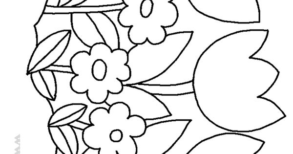 Astonishing Spring Coloring Sheets