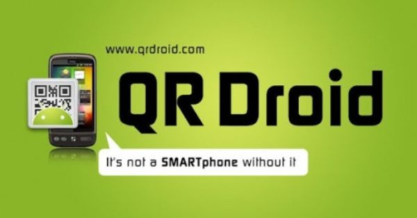 Qr Droid Apk Use Your Camera To Scan A Qr Code In A Magazine And