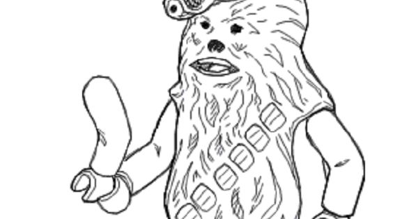 star wars coloring pages chewbacca coloring kids
