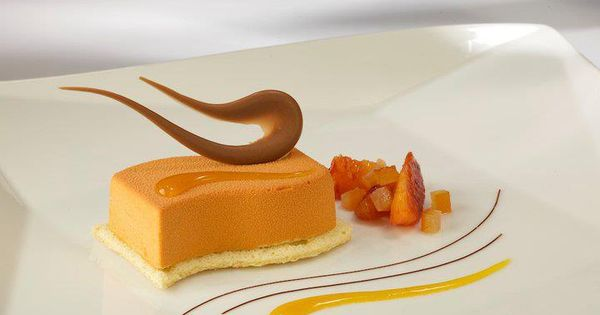 Plated Desserts Desserts And Party Events On Pinterest