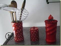 Latas decoradas, Nescau, leite, etc... | Latas decoradas, Lata de ...