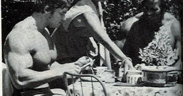 Arnold   Arnold Schwarzenegger, Mr Olympia 1970-1975, 1980