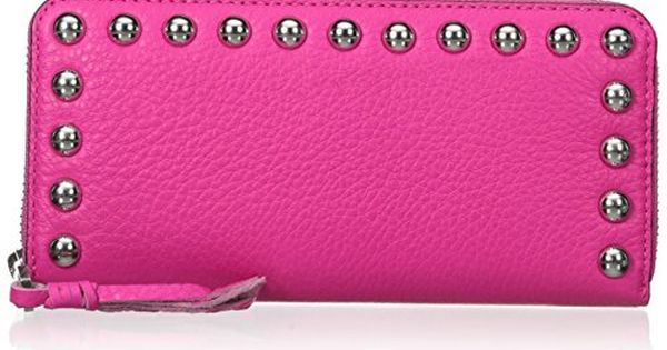 Abstract Red Phoenix Womens RFID Blocking Zip Around Wallet Genuine Leather Clutch Long Card Holder Organizer Wallets Large Travel Purse