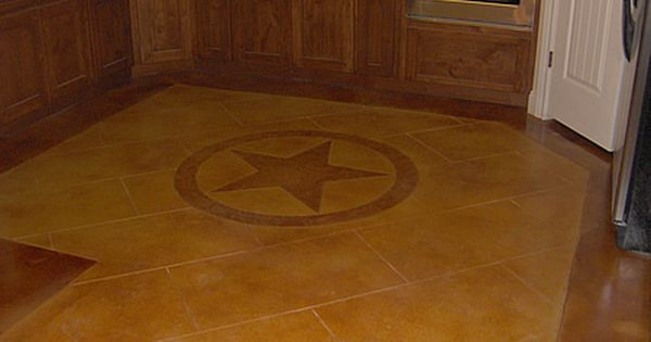 Concrete Stained Floors Learn To Stain Concrete Interior Floors Step By Step Guide From Stained Concrete Flooring Concrete Stained Floors
