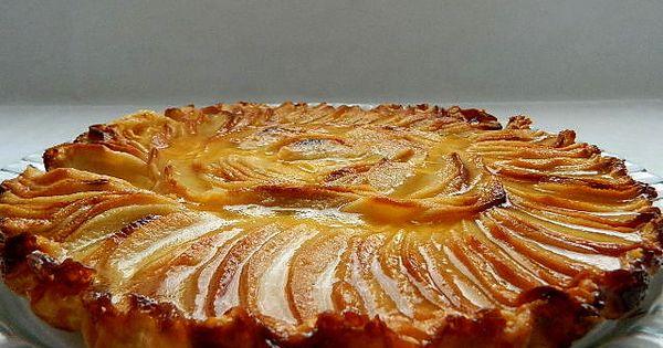 Las Recetas De Mi Abuela Tarta De Manzana Clásica Tartas Dulces Y Salados Tarta De Manzana