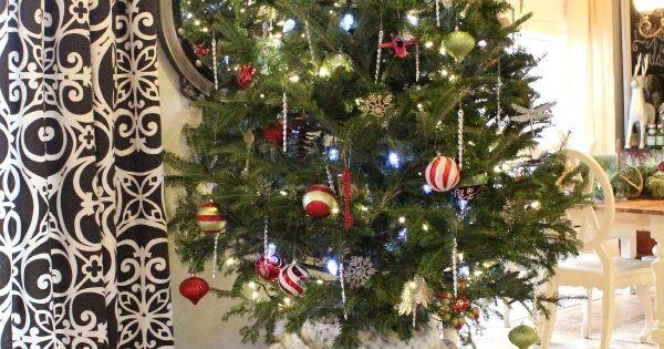 Christmas Table Top Trees