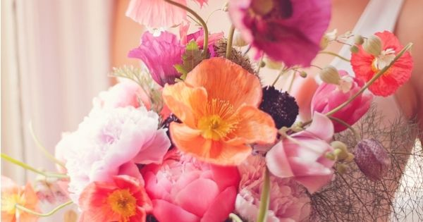 Poppies Floral Ideas Pinterest Wedding Flower And Poppies