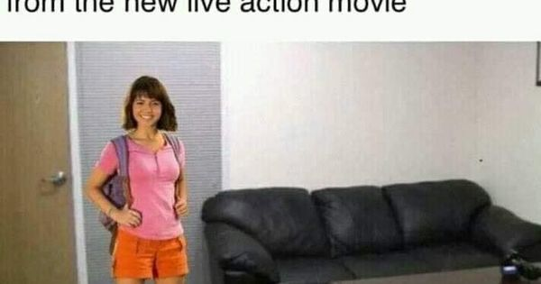 No Comment The Casting Couch Action Movies Live Action Movie Best Funny Pictures