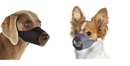 Dog Muzzles Smallmedium Quick Fit