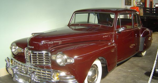 1948 lincoln continental coupe lincoln pinterest. Black Bedroom Furniture Sets. Home Design Ideas