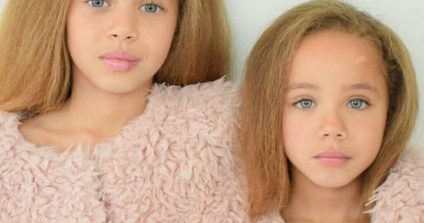 Ilyza 8 Years Amp Djanoa 6 Years Surinam Amp Dutch Beautiful Mixed Kids Pinterest