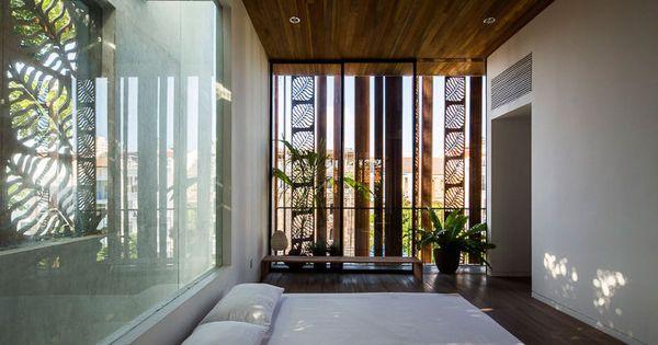 *베트남 전통 가옥의 재해석-[ NISHIZAWAARCHITECTS ] Thong House in Vietnam ...
