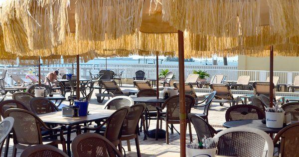 Marker 8 Tiki Bar At Beso Del Sol Resort In Dunedin Florida Tiki Bar Dunedin Tiki