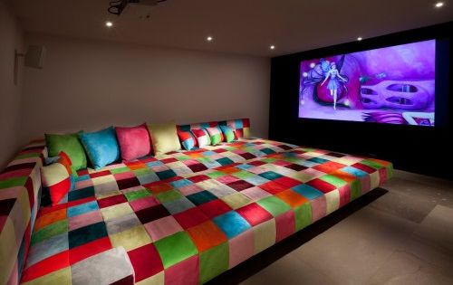 Sleepover room/ family movie nights