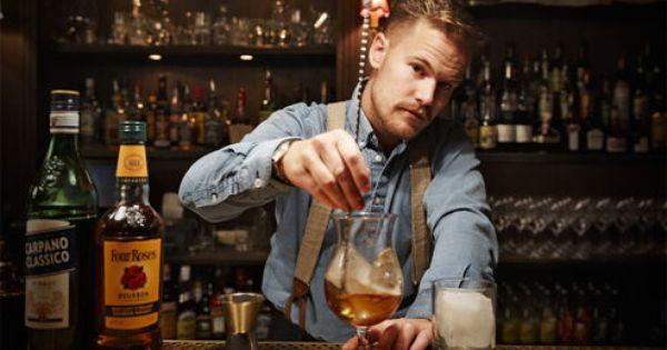 Đi bar – Chốn hào sảng của những quý ông