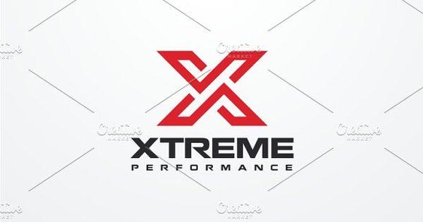 Xtreme – Letter X Logo