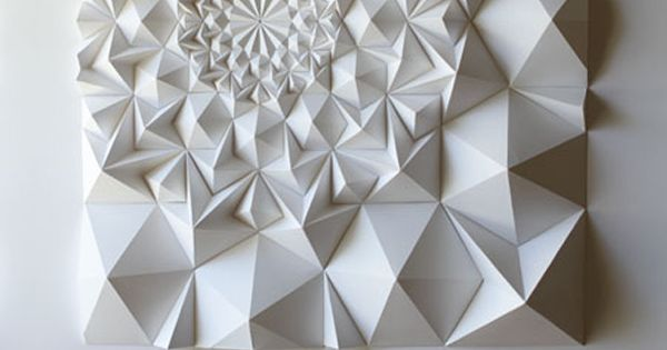 Beautiful Paper Sculptures See Them Moving In The