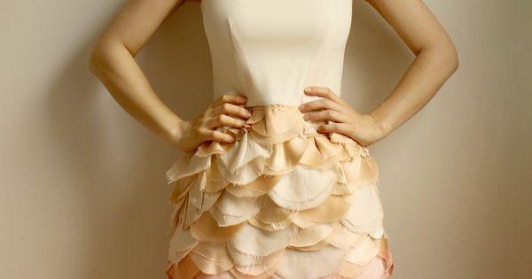 Soft Ombre Dress