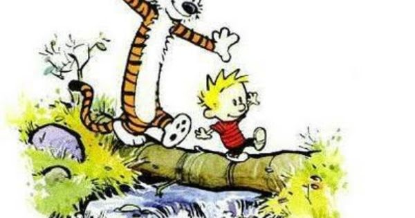 Calvin and Hobbes Last Comic Strip | ... Calvin in the popular