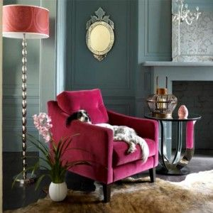 Eliware Love The Pink Chair Pink Tufted Chair Floor L Amp