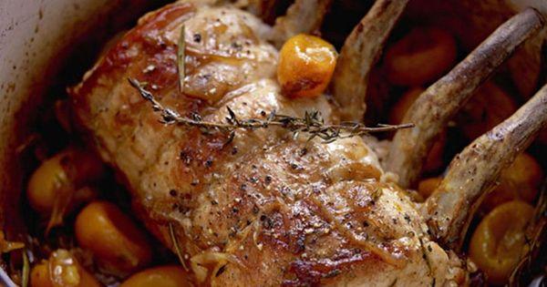 Pot Roast Loin of Old Spot Pork with Kumquats | A - Healthy Meat ...