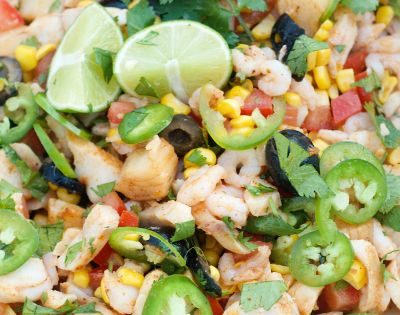 Ceviche, Ceviche recipe and Seafood on Pinterest