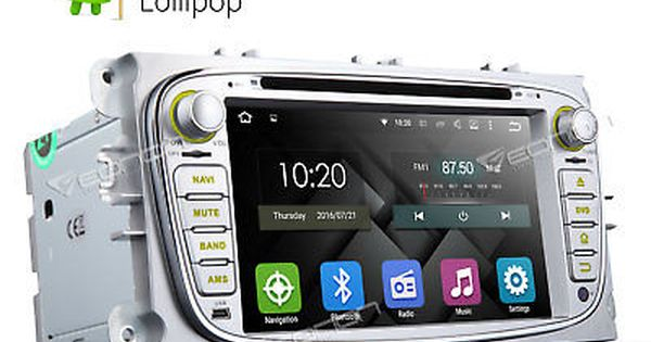 214 70 For Ford Focus Mondeo S Max Quad Core Android 5 1 7hd Car