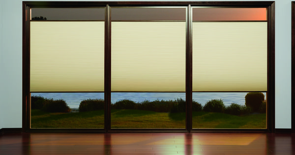 Marvin windows and doors interior shades are offered in a for Marvin window shades cost