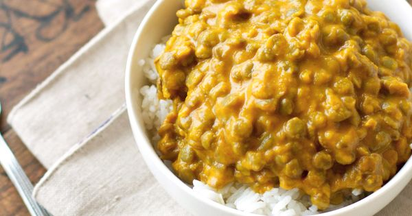 Lentil curry, Lentils and Curries on Pinterest