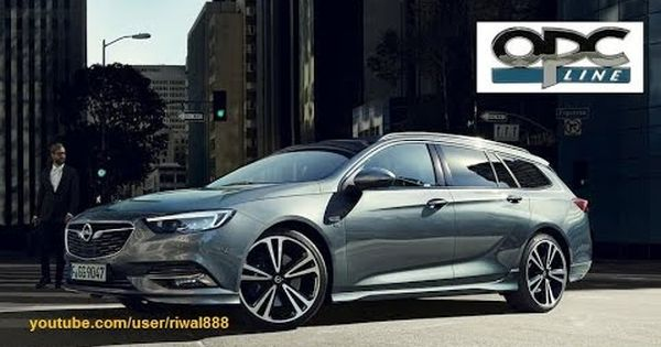 New Opel Insignia Sports Tourer Opc Line Exterior Pack Hd Opel Insignia Sports