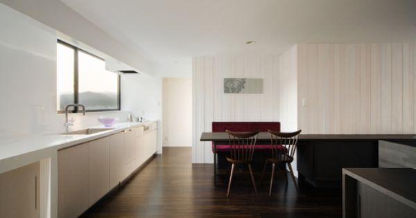 Minimalist Brown House By Kouichi Kimura