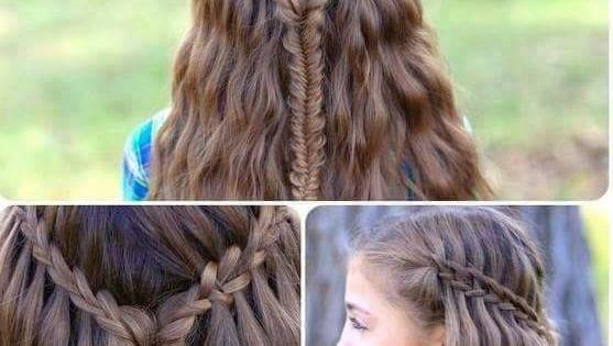 طريقة عمل ضفاير وتسريحات شعر للبنات سيدات مصر Hair Styles Beauty Hair Wrap