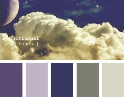 Design Seeds: Nocturnal Tones