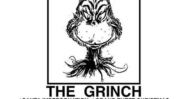 The Grinch Wanted Poster The Grinch S Wanted Poster