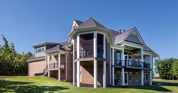 Walkout Basement Home Design The Butler Ridge 1320 D