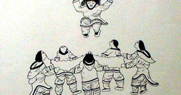 Inuit craft for kids. Learn about the people of the high Arctic in ...